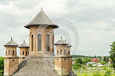 Orthodox Church Tower