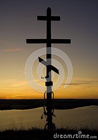 Free Orthodox Cross Stock Image - 11059971