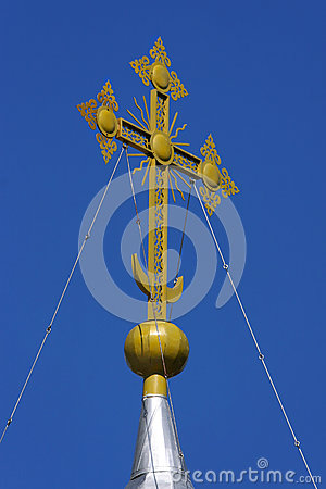An orthodox cross