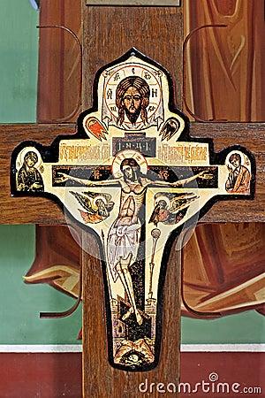 Free Orthodox Cross Stock Photos - 639093