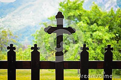 Orthodox crosses