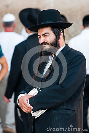 Orthodox jew Editorial Image