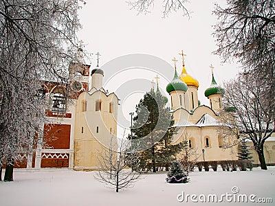 Orthodox Russia. Spaso-Evfimiev monastery