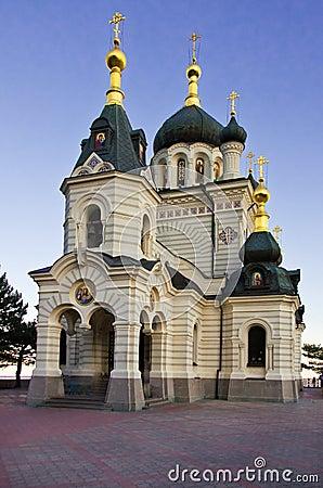 Orthodox temple