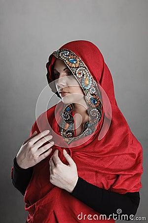Orthodoxe Nonne