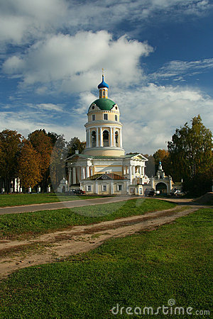 Free Orthodoxy Church In Russia Stock Photos - 7568473