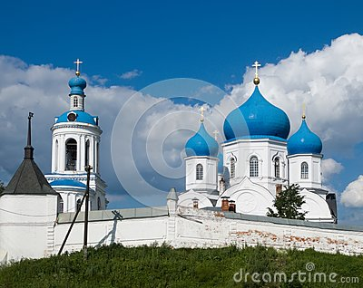 Orthodoxy temple