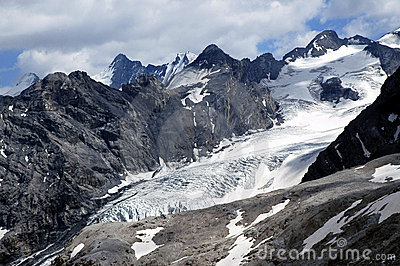 The Ortles glacier, Bolzano - Italy