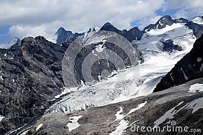 The Ortles glacier, Bolzano - Italy