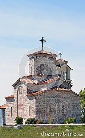 Free Ortodox Church,in Prespa,Macedonia. Royalty Free Stock Photography - 40600327