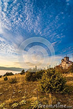 Free Ortodox Church,in Prespa,Macedonia. Royalty Free Stock Photos - 41395108