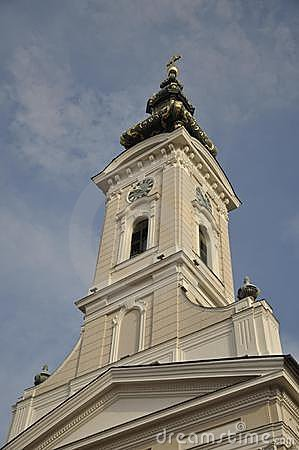 Ortodox church Novi Sad