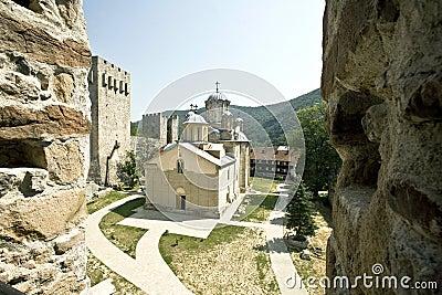 Ortodox kloster