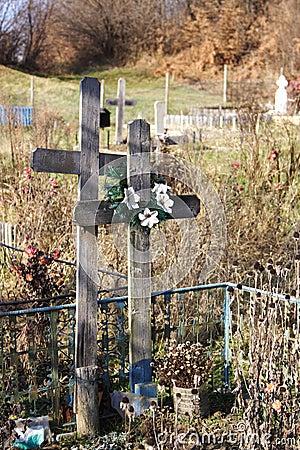 Ortodox kyrkogård