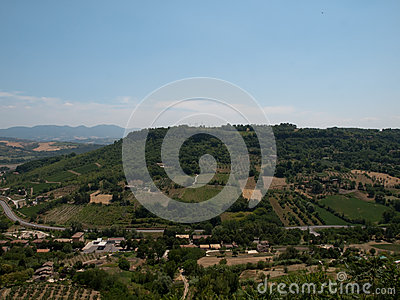 Orvieto-Italy Royalty Free Stock Photos - Image: 26931348