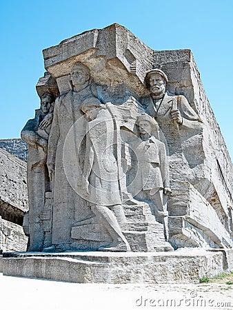 Os catacombs de Adzhimushkay