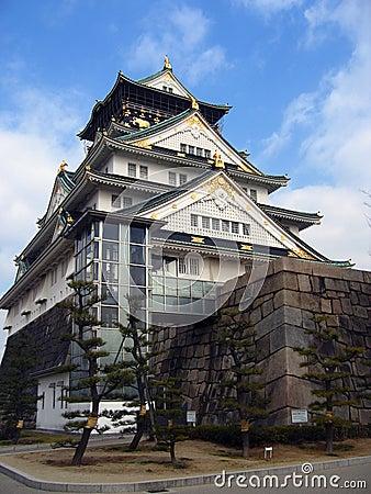 Osaka Castle - Japan