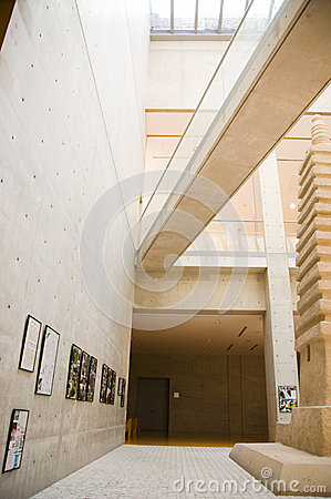 Osaka Prefectural Sayamaike Museum Editorial Photography