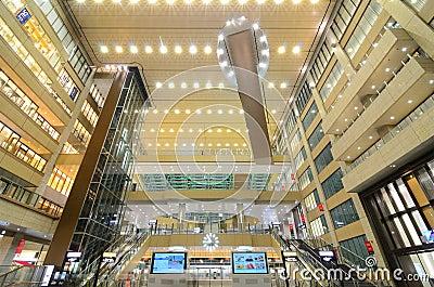 Osaka Station Editorial Stock Image