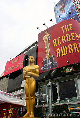 Oscar, Academy Awards Editorial Image