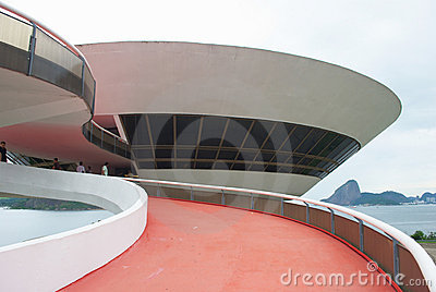 Oscar Niemeyer s Niteroi Contemporary Art Museum