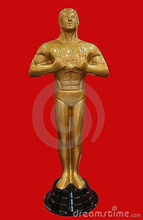 Oscar staty