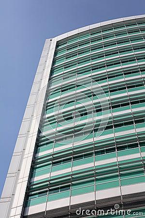 Ospedale alla moda a Londra centrale