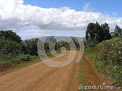 Ostern-Insel - Weg zu Rano Kau