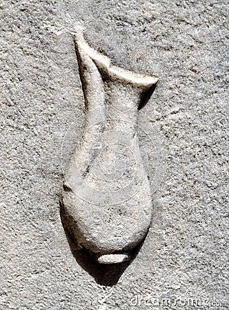 Ostia antica scultura di un 39 anfora fotografie stock for Mr arredamenti ostia antica