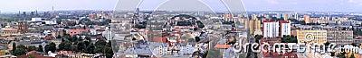Ostrava panorama Editorial Photo