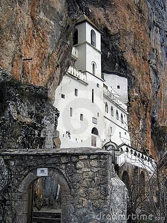 Free Ostrog Monastery, Montenegro Royalty Free Stock Photography - 1531067