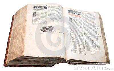 Ostroh Bible, published in 1581