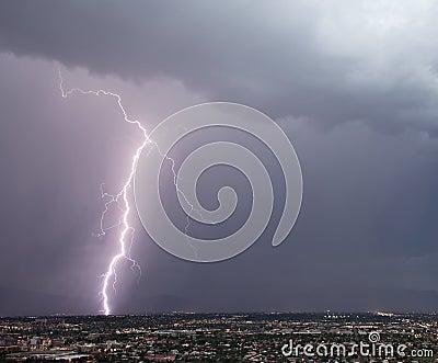 Ostseiten-Blitz