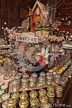 Free Otaru Music Box Museum Royalty Free Stock Image - 40321576