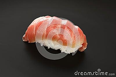 Otoro tuna , sushi , japanese food