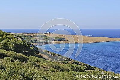 Otranto bay,salento,puglia,orte,