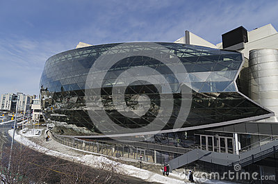 Ottawa Convention Centre Editorial Photography