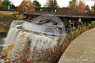 Ottawa Rideau Falls
