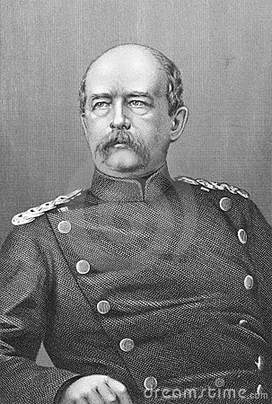 Otto von Bismarck Editorial Photo