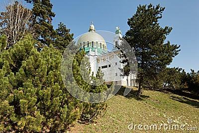 Otto Wagner Church, Vienna