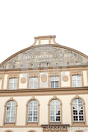 Ottoneum Naturkindemuseum Editorial Stock Photo