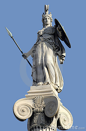Oud Grieks Standbeeld
