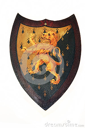 Oud wapenschild