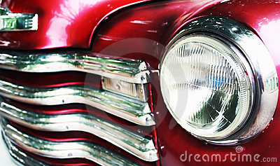 Oude chevy