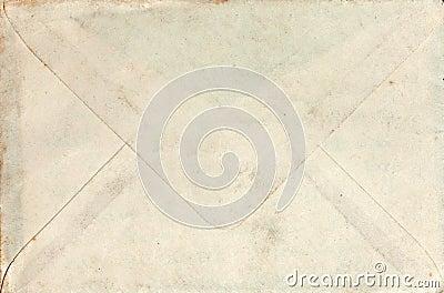 Oude envelop