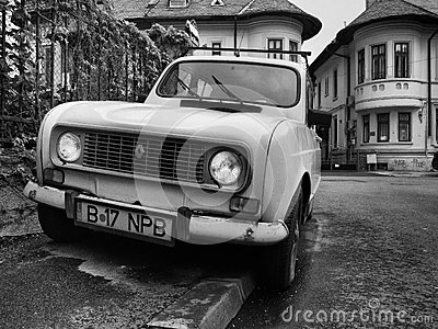 Oude franse auto redactionele stock foto afbeelding 42148198 - Bakkerij lyon ...