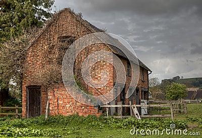 Oude stal, Engeland