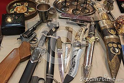 Oude wapens