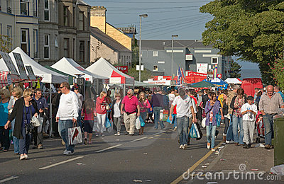 Ould Lammas Fair Editorial Photo