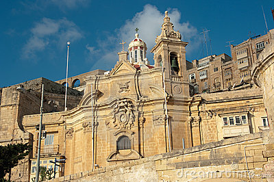 Our Lady of Liesse in Valletta, Malta